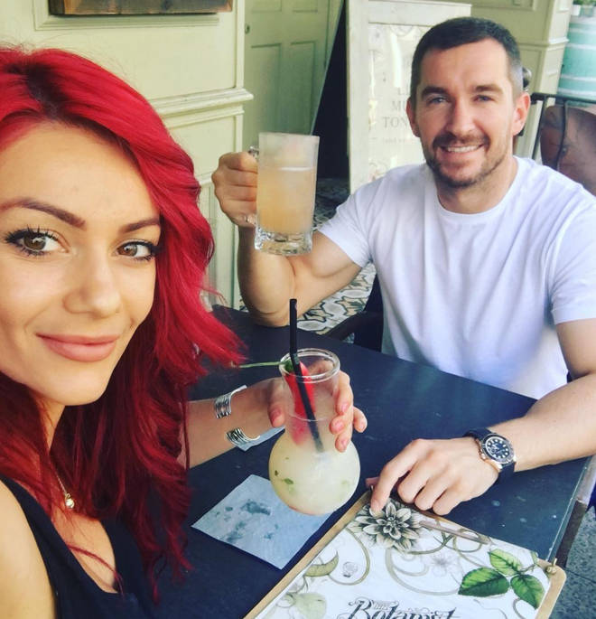 Strictly Come Dancing star Dianne Buswell has split from her partner Anthony Quinlan