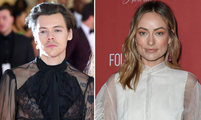 Harry Styles and Olivia Wilde have returned to filming Don't Worry, Darling