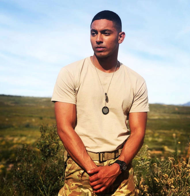 Sean Sagar is best known for starring in Our Girl