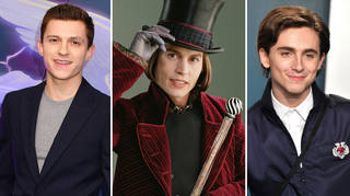 Timothee Chalamet and Tom Holland are reportedly in the running for the Willy Wonka prequel