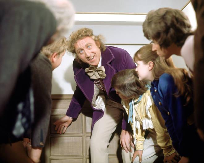 Gene Wilder was the original Willy Wonka in 1971