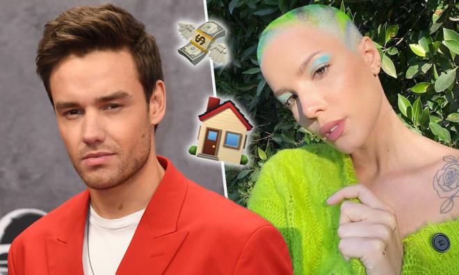 Liam Payne sells LA mansion to Halsey