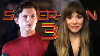 Elizabeth Olsen spoke about Wanda Maximoff appearing in Spider-Man 3