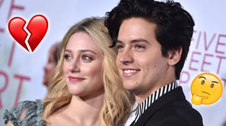 Why did Lili Reinhart and Cole Sprouse split?