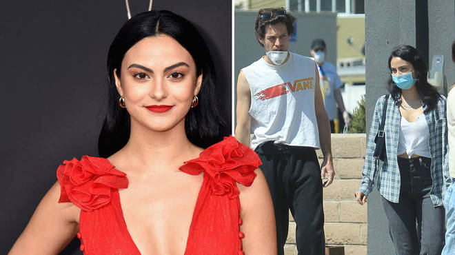 Camila Mendes is dating photographer Grayson Vaughan