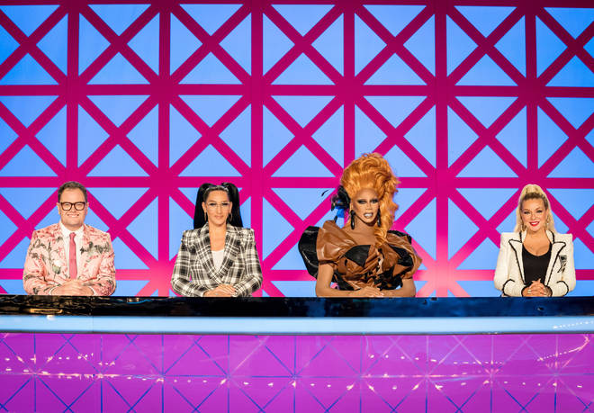 Alan Carr on RuPaul's Drag Race UK series 2