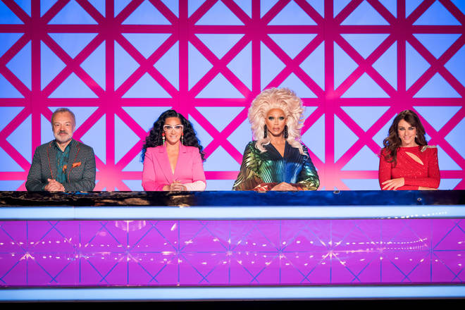 RuPaul's Drag Race UK series 2: Graham Norton on the panel