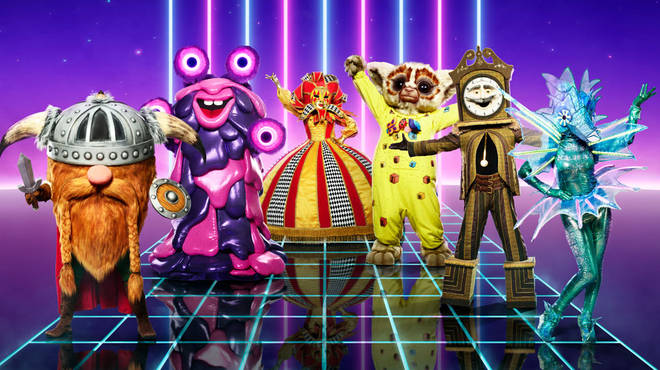 The Masked Singer contestants must keep their identity secret even backstage