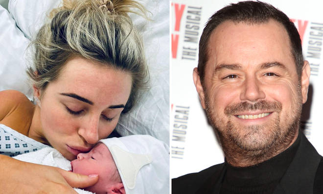 Everyone wondering if Dani Dyer will keep name tradition alive
