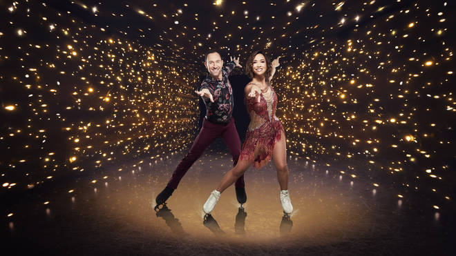 Dancing on Ice: Myleene Klass was the first celebrity to be voted off