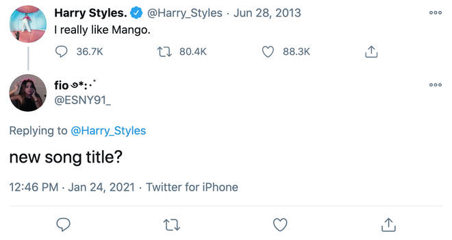 Harry Styles fans want new music from their idol