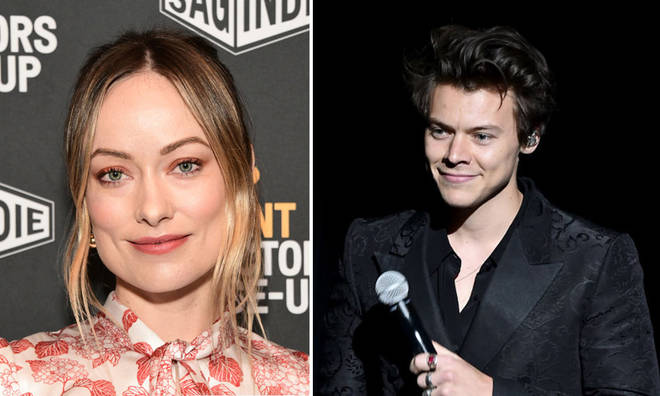 Olivia Wilde and Harry Styles are working together on Don't Worry, Darling