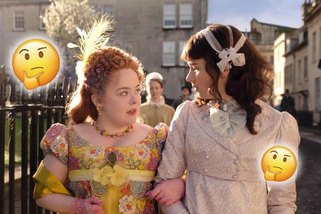 When was Netflix's 'Bridgerton' filmed?