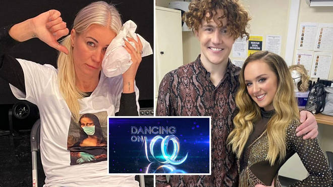 Dancing on Ice: Denise Van Outen will be replaced by Amy Tinkler