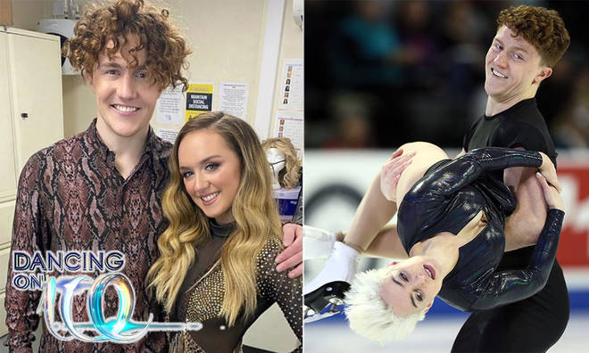 Joe Johnson has joined the Dancing On Ice line-up