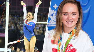 Amy Tinkler is joining the Dancing on Ice line-up