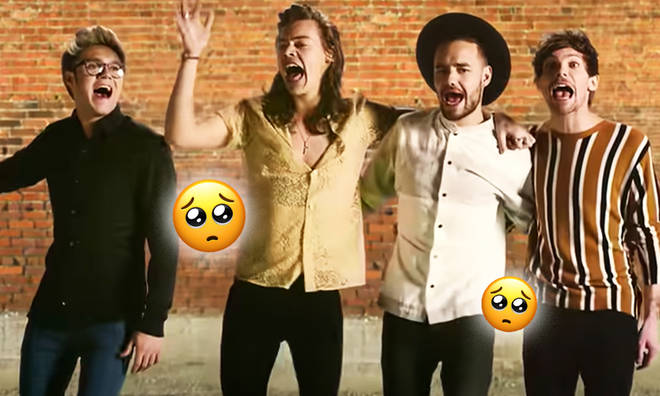 One Direction released 'History' five years ago