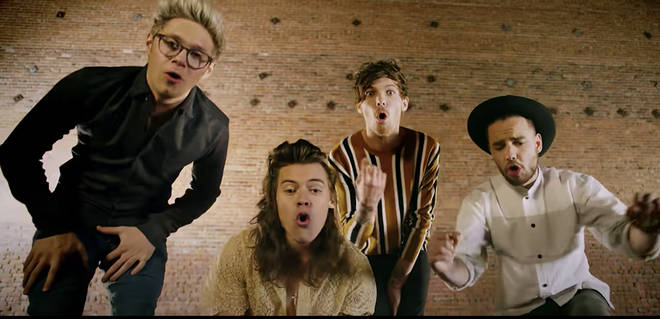 'History' was the last music video 1D dropped