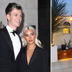 Casper Lee and Ambar Driscoll have moved into a house in London