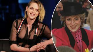 Kristen Stewart is playing Princess Diana in Spencer