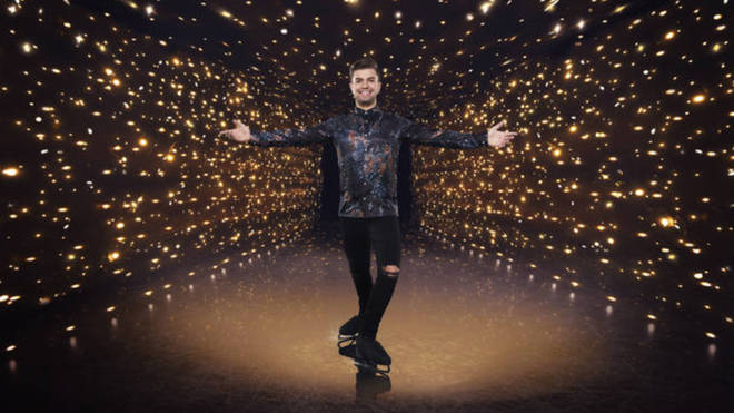 Capital's Sonny Jay is taking part in Dancing On Ice 2021.