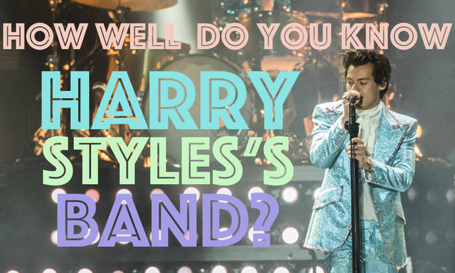 How well do you know Harry Style's incredible band?