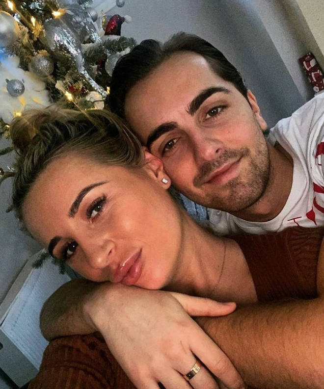 Dani Dyer and boyfriend Sammy Kimmence are now parents to a baby boy