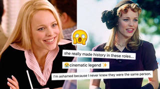 'Mean Girls' and 'The Notebook' were both released in 2004