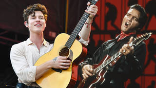 Shawn Mendes has confirmed he'd like to play Elvis Presley in a movie