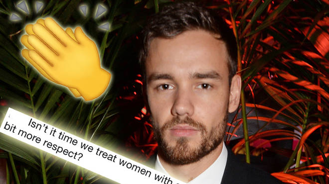 Liam Payne hit back after a newspaper claimed he was dating a woman he was papped with.