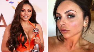 Jesy Nelson reflects one one year since winning an NTA for her documentary 'Odd One Out'