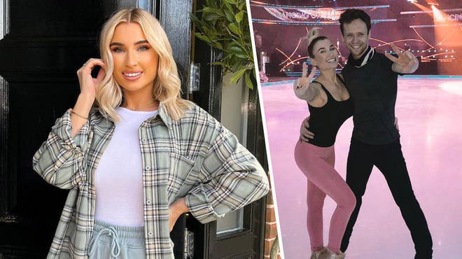 Billie Faiers is missing Dancing on Ice while she grieves the loss of her nan