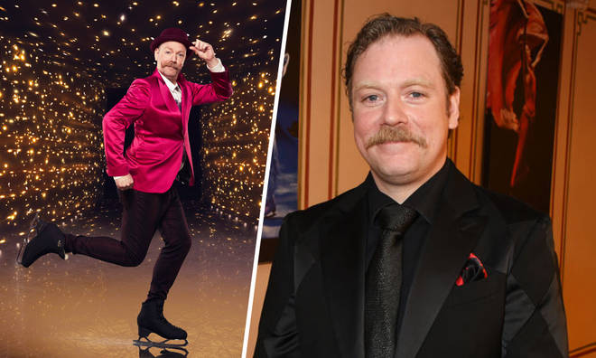 Rufus Hound is isolating before he returns to Dancing on Ice