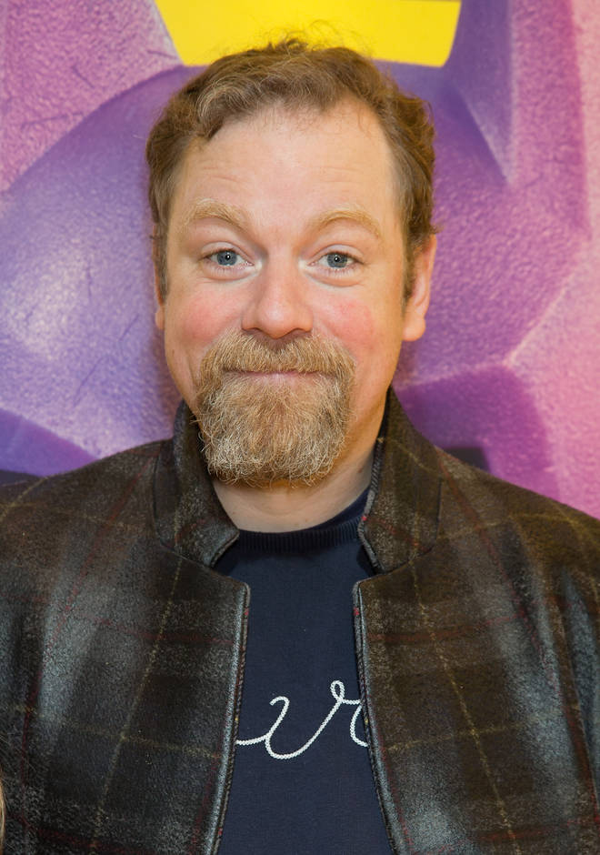 Rufus Hound is isolating after coming into contact with someone with Covid-19
