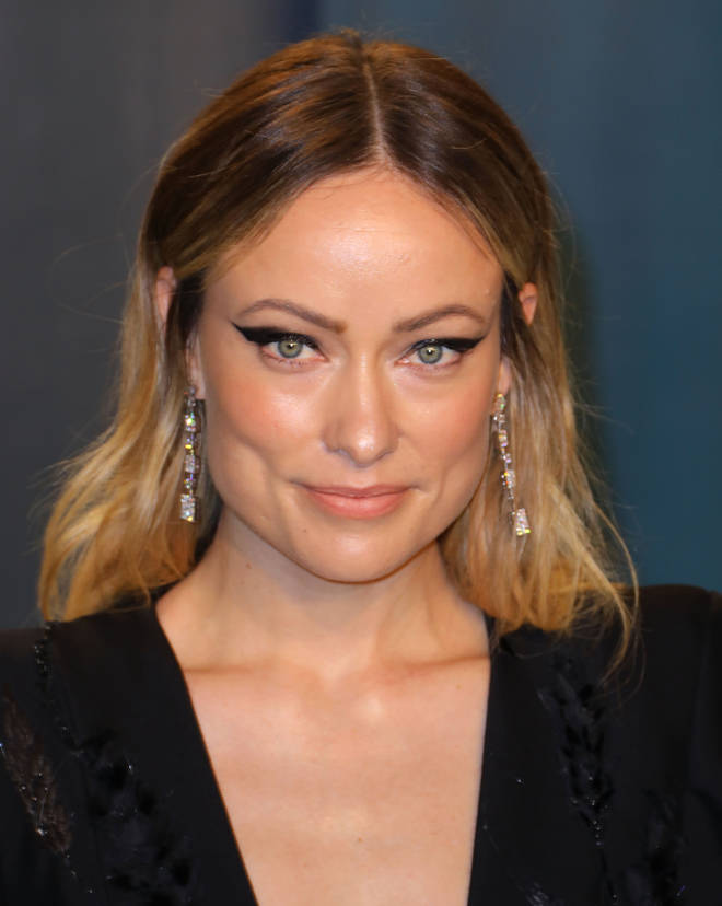 Olivia Wilde and Harry Styles star together in Don't Worry, Darling.