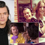 Harry Styles has some high-profile friends!
