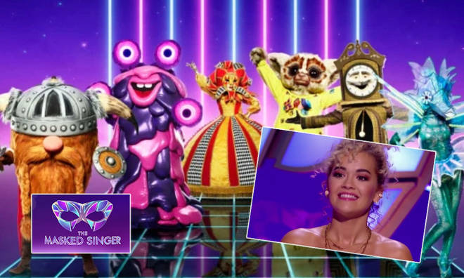 An array of celebs have already been unveiled on The Masked Singer.