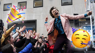 Harry Styles is celebrating his 27th birthday –and so are we