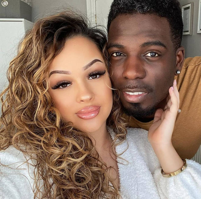 Marcel Somerville has become a dad