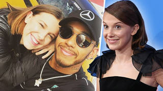 Millie Bobby Brown's Strangest New Celebrity BFF Is F1 Star Lewis Hamilton