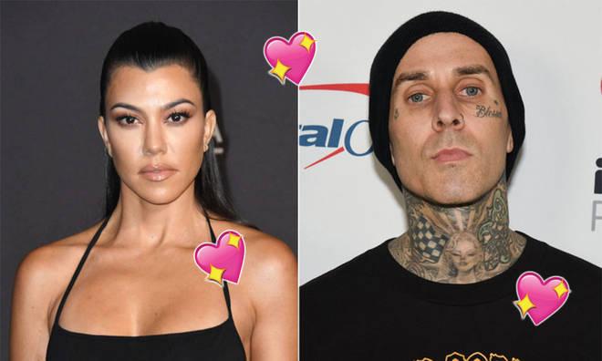 Kourtney Kardashian has started dating Blink-182's Travis Barker.