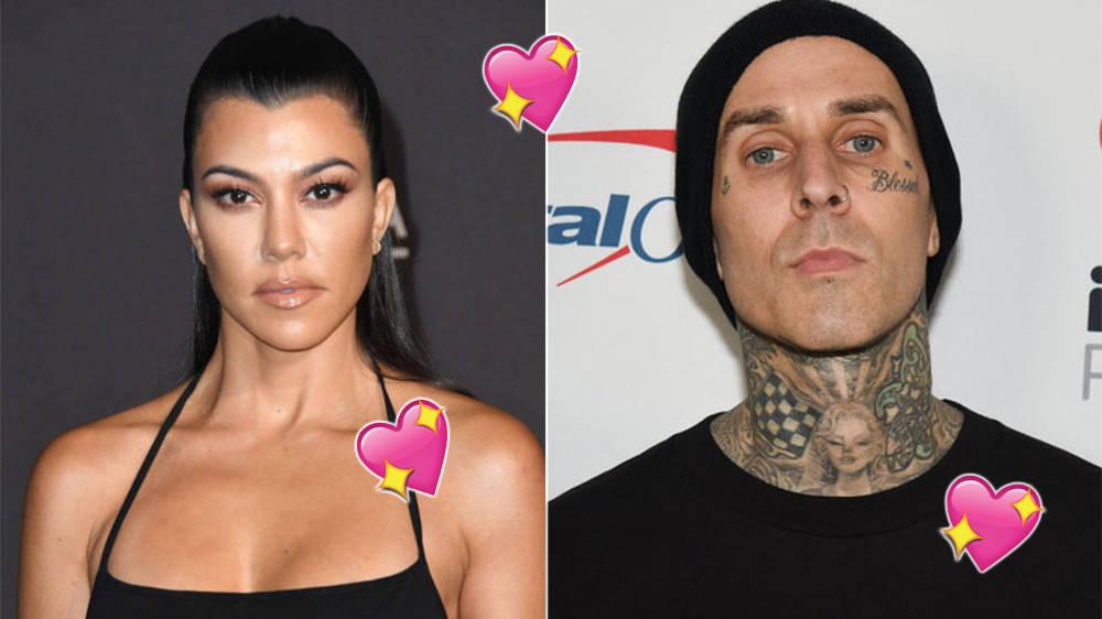 Inside Kourtney Kardashian & Travis Barker's Relationship ...