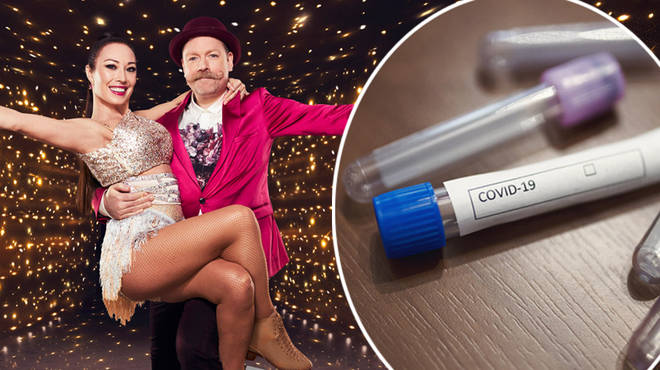 Dancing On Ice Contestants will be axed if they get a positive Covid test result