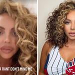 Jesy Nelson rants about Instagram filters