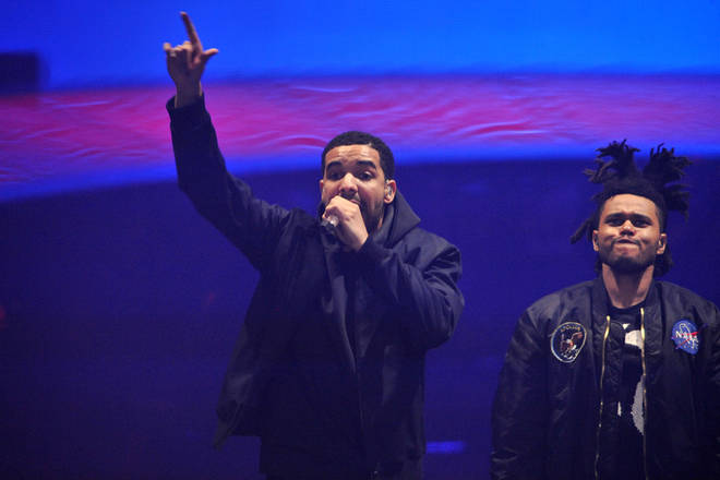 Drake and The Weeknd have been working with each other for over a decade