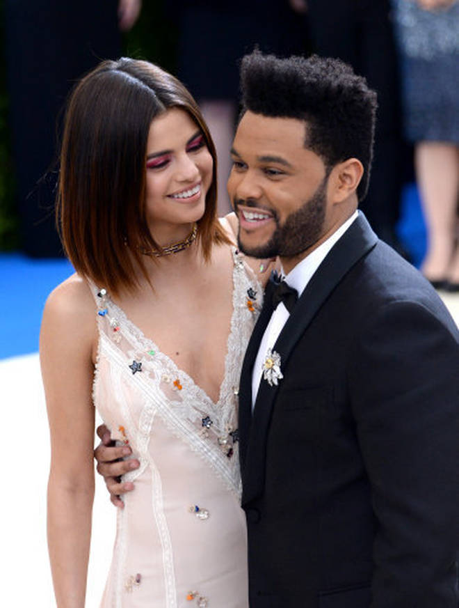 Selena Gomez and The Weeknd were together for nine months.