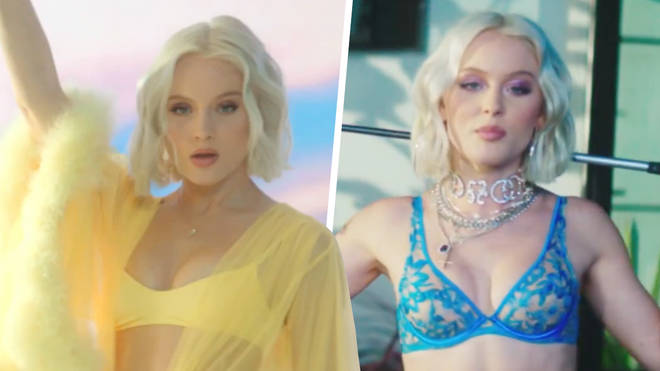 Zara Larsson has released the music video for 'Ruin My Life'