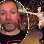 Rufus Hound is out of Dancing on Ice