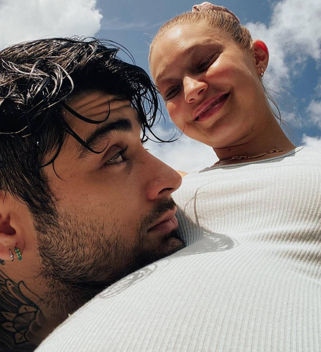 Gigi Hadid and Zayn Malik are first-time parents to their daughter, Khai.