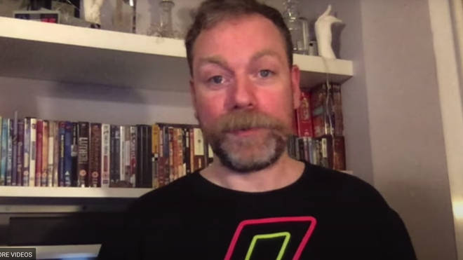Rufus Hound isolated for 10 days before testing positive for coronavirus himself